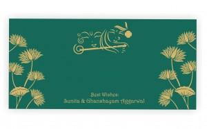 Religious Shagun Envelope-
