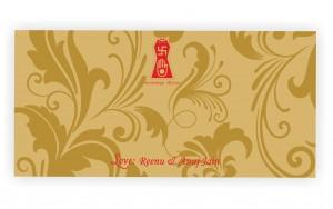 Religious Shagun Envelope