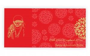 Religious Shagun Envelope- 101